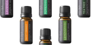 Top 10 Best Aromatherapy Essential Oils in 2017