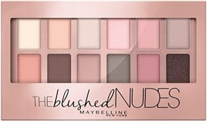 2. Maybelline New York, The Blushed Nudes