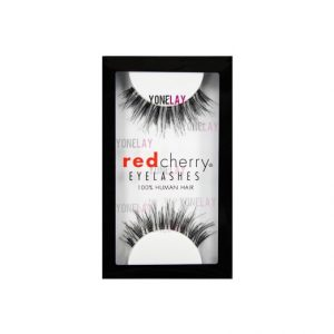 6. Red Cherry False Eyelashes