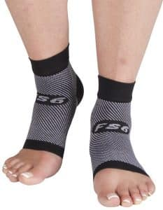 The OrthoSleeve, F6 Compression Foot Sleeve Pair
