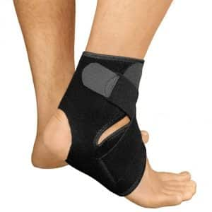 The Bracoo, Breathable Neoprene Ankle Support