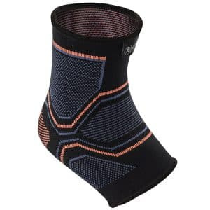 The Kunto Fitness, Ankle Brace Compression Support Sleeve