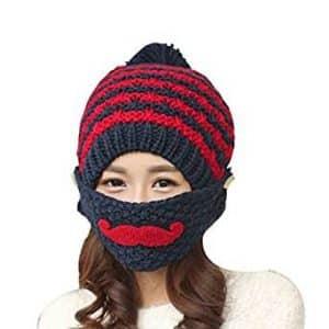 8-alexstudio-warm-winter-knitted-hats-outdoor-mask-cap