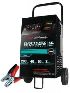 9-schumacher-manual-wheeled-battery-charger-and-tester
