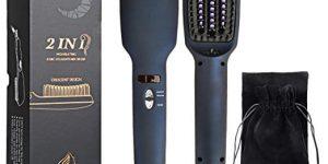 Top 10 Best Hair Straightener Brushes in 2017