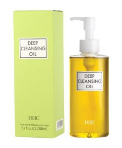 2. DHC, Deep Cleansing Oil