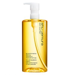 3. Shu Uemura High Performance Balancing Cleansing Oil