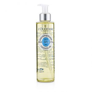 5. L'Occitane Shea Cleansing Oil