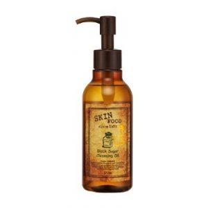 6. Skin Food, Black Sugar Cleansing Oil