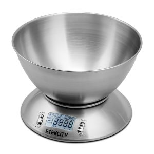 1. Etekcity 11lb Digital scale