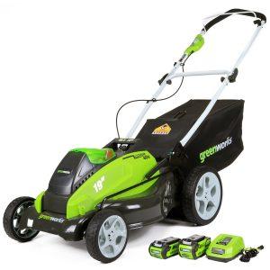 1. GreenWorks 25223 G-MAX