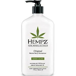 1. Hempz Original Herbal Body Moisturizer