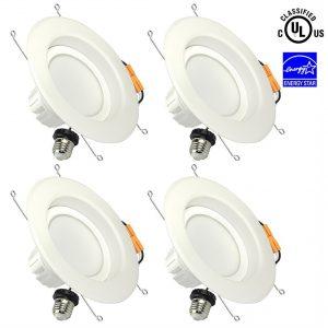 1-shine-glory-lighting-5000k-daylight-led-ceiling-light-4-pack