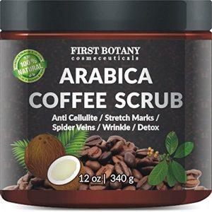 1.Arabica coffee scrub