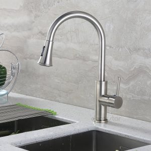 10. Decor Star TPC11-TO Kitchen Sink Faucet