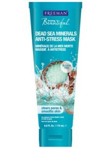 10. Freeman Facial Anti-Stress Mask, 6-Ounce
