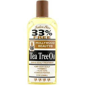 10. HOLLYWOOD BEAUTY Skin & Scalp Treatment