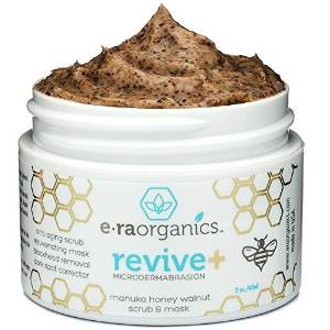 10. Microdermabrasion Face Scrub and Facial Mask