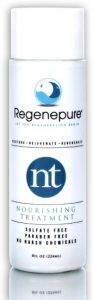 10. Regenepure Nourishing Treatment Shampoo