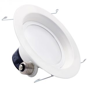 2. TORCHSTAR, 18W 6inch LED Retrofit Recessed Lighting Fixture