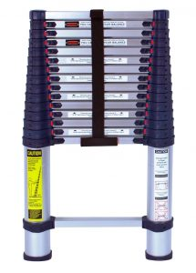 2. Xtend & Climb, 785P Aluminum Telescoping Ladder Type I Professional Series