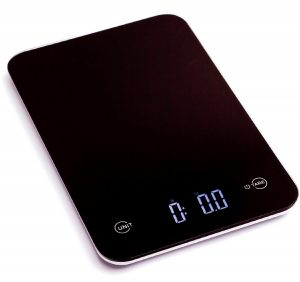 3. Ozeri Touch professional Kitchen scale