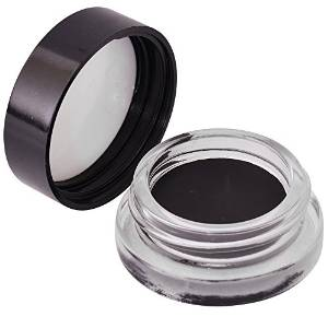 3. Shimarz, Black Gel Eyeliner Smudge Pot Makeup