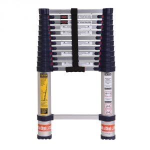 4. Xtend & Climb, 780P Aluminum Telescoping Ladder Type IA Professional Series
