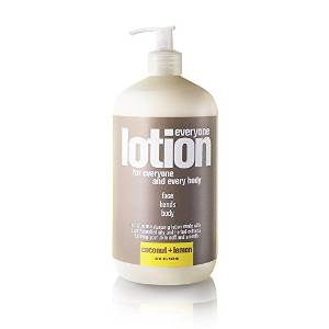 4.EO Everyone Lotion, Coconut plus Lemon