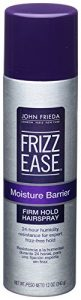5. John Frieda Frizz-Ease Moisture Barrier Spray, Firm Hold