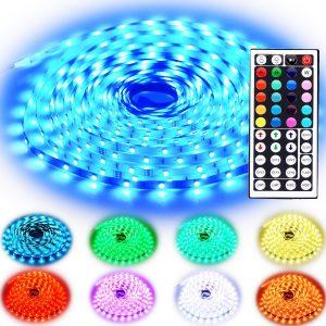 5. Rxment LED Strip Lighting
