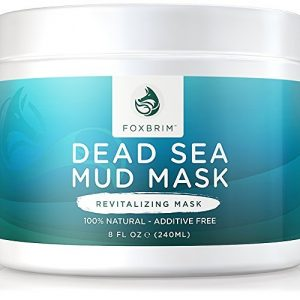 6. FOXBRIM Dead Sea Mud Mask
