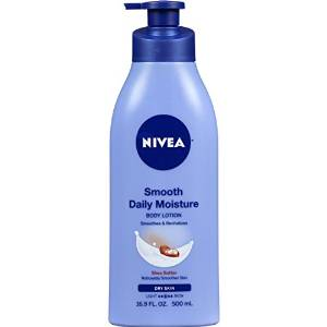7. NIVEA Smooth Daily Moisture Body Lotion