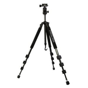 7.Dolica GX650B204 Proline GX Series 65 inch Aluminum Tripod and Ball Head Combo for DSLR, SLR
