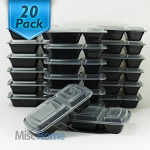 8. Misc Home, Compartment Meal