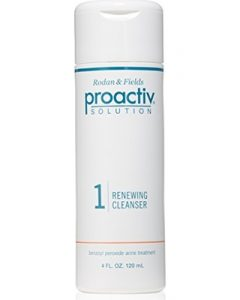 8. Proactiv Renewing Cleanser