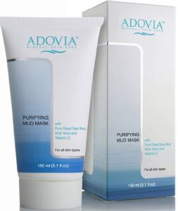9. Adovia Facial Mask