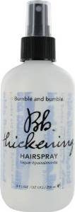 9. Bumble and Bumble Hairspray, Thickening