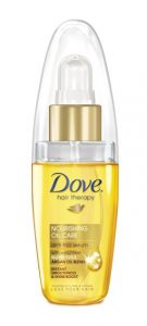 9. Dove Nourishing Hair Therapy