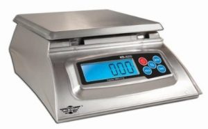 9. Kitchen Scale, Bakers math