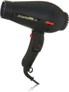 9. Pibbs TTEC8012 Twin-Turbo 3800 Professional Hair Dryer