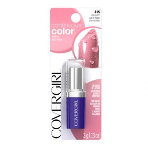 9.CoverGirl Continuous Color Lipstick