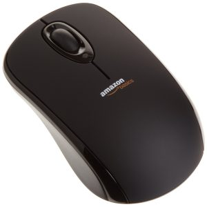 1. AmazonBasics Wireless Mouse