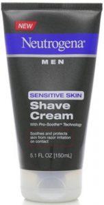 1-neutrogena-men-sensitive-skin-shave-cream