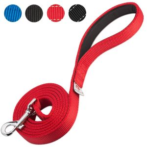 1.PetsLovers Premium Dog Leash