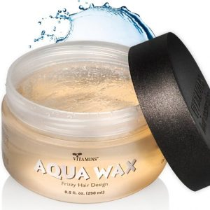 10-aqua-hair-wax-styling-gel