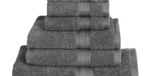 Top 10 Best Cotton Towel Sets in 2019