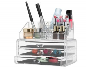 The Best Acrylic Makeup Organizers In TopReviewProducts - Acrylic makeup organizer