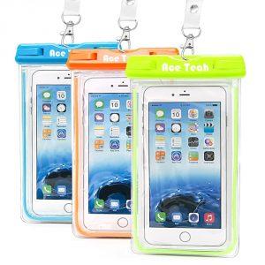 5-ace-teah-universal-clear-transparent-waterproof-cellphone-case