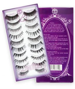 5. de Prettilicious False Eyelashes